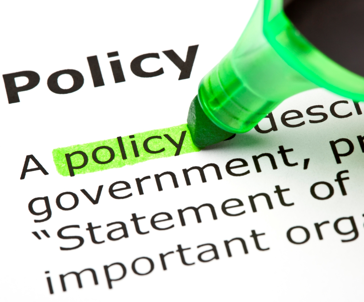 New Public Policies For The Future Of American